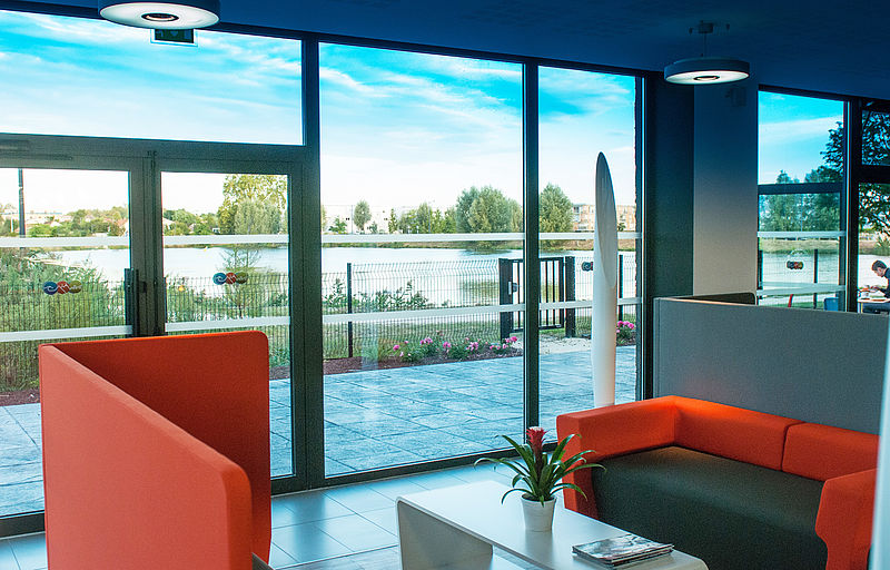 r sidence h teli re bordeaux lac bruges appart h tel bordeaux lac bruges mer et golf city. Black Bedroom Furniture Sets. Home Design Ideas