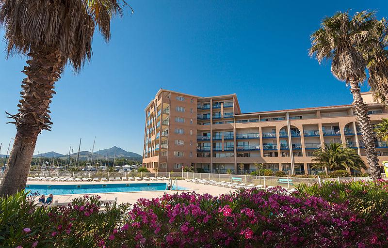 Apparthôtel Argelès Sur Mer Résidence PortArgelès Mer Et Golf - Residence port argeles
