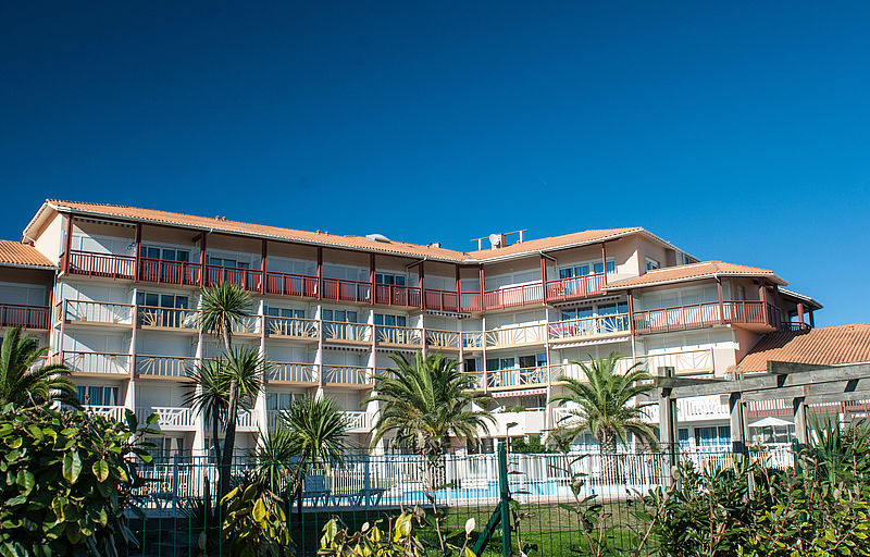 Appart Hotel Vieux Boucau Residence Le Boucanier Mer Et Golf Mer