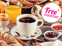 Read more : How about we offer you breakfast?