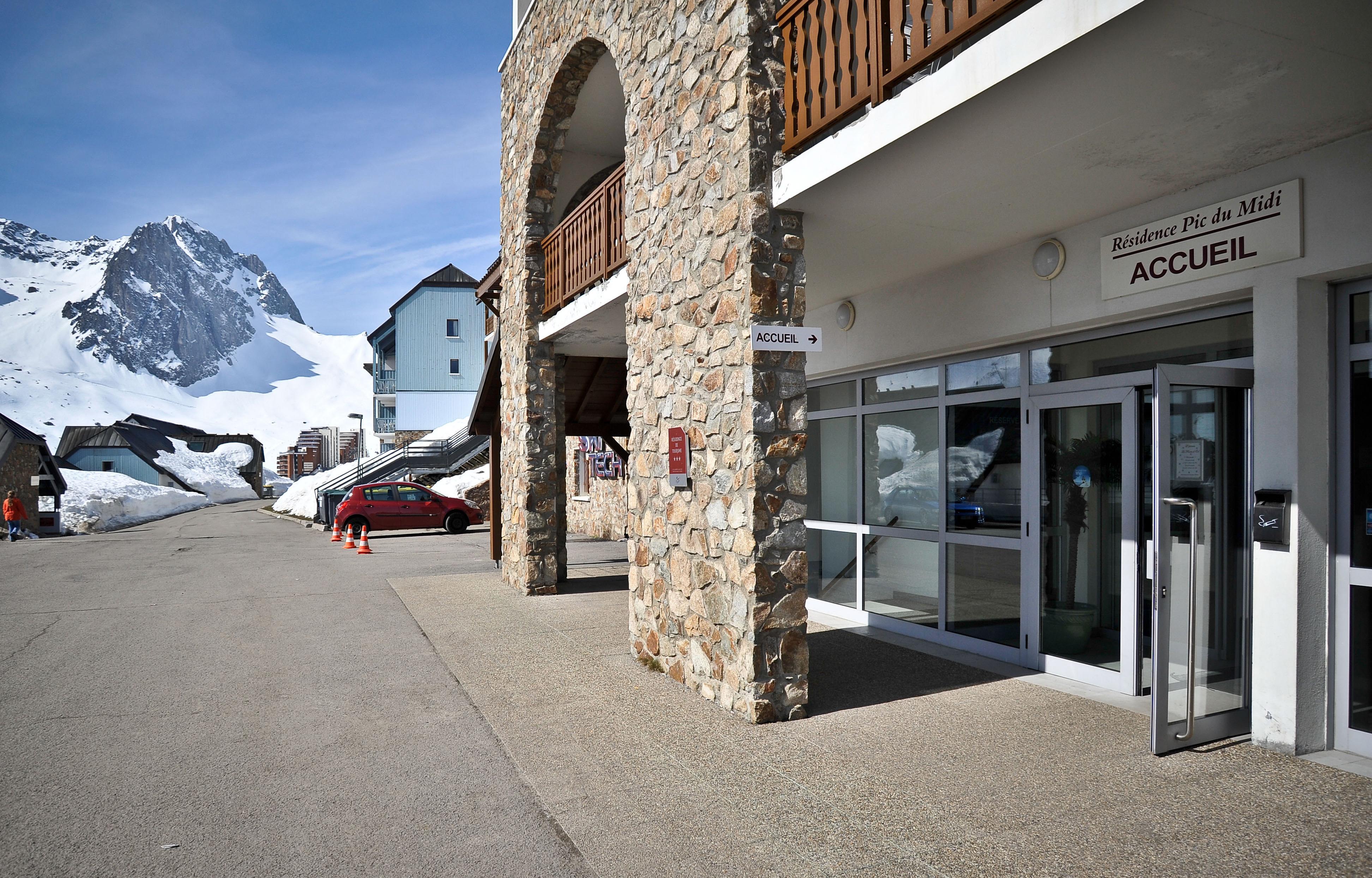 Résidence Club Vacances La Mongie Pic Du Midi Appart