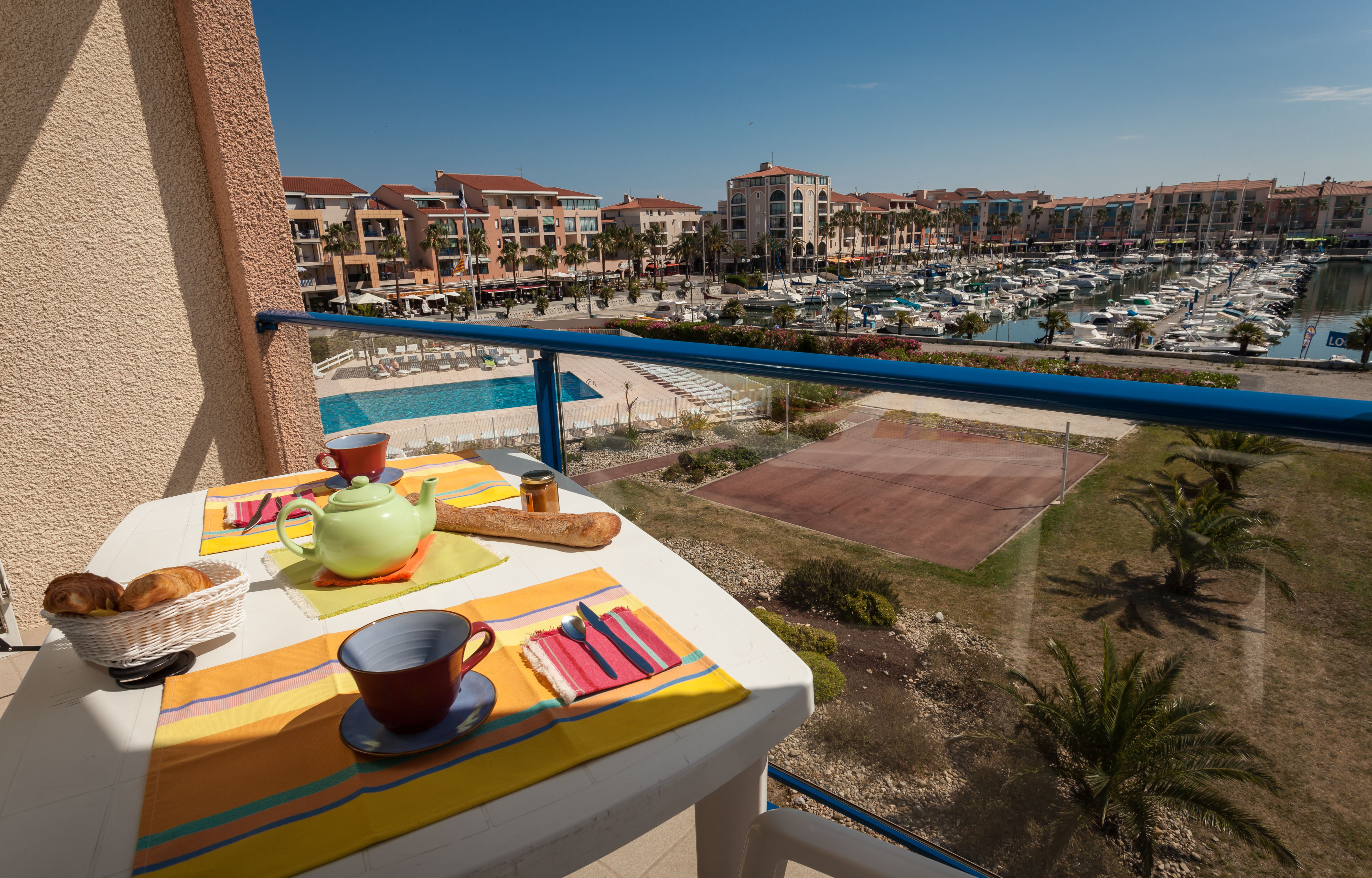 Appart h tel argel s sur mer r sidence port argel s mer for Appart hotel park and suites
